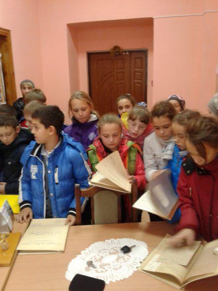 екскурсія з учнями сш №8 м.Самбора